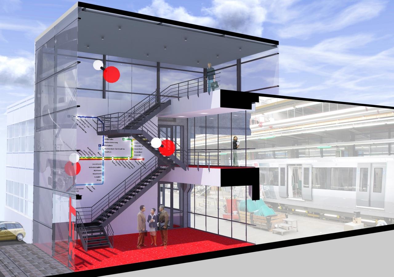 Trappenhuis kleuren ontwerp gehoor geven aan uw huis - Versier een trap ...